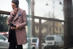 Photos: See Pitti Uomo Fall 2014 Street Style | W Magazine