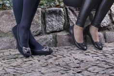 #Apia #baleriny z kokardami