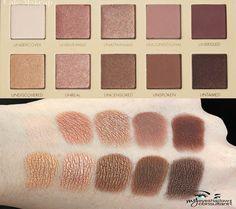 Makeup Tips & Tutorials : Lorac – Palette décompressée Lorac Unzipped Palette, Makeup Eyeshadow Palette, Makeup Swatches, Makeup Dupes, Makeup Brands, Makeup Cosmetics, Lorac Palette, Eyeshadows, Makeup Set
