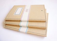 notebook  school  pack of 2 by ARMINHO on Etsy, $7.00