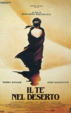 Titolo originale: The sheltering  Durata:138' Anno:1990 Produzione:GB Regia:Bernardo Bertolucci Cast:Debra Winger, John Malkovich, Campbell Scott