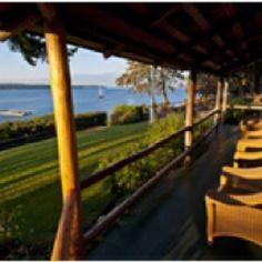 Captain Whidbey Inn, Whidbey Island, Washington