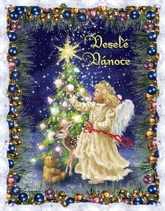 Christmas Scenes, Christmas And New Year, Winter Christmas, Merry Christmas, Christmas Ornaments, Prayer Verses, Morning Images, Christmas Pictures, Santa