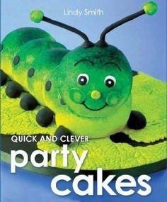 Lindy Smith -Adorable Caterpillar  Cake
