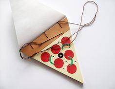 handmade food notebooks that are probably too adorable to write in, but.... (from the Make: blog)