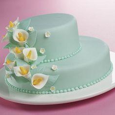 Lily Legend Cake