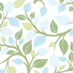 Annette Tatum Fabric by the Yard Forest Whisper