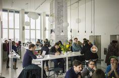 cafe im vorhölzer - Google-Suche Munich, Conference Room, Lounge, Restaurants, Decor, Places, Google, Timber Wood, Nice Asses