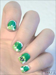 Nailstorming #34 De mauvais goût !