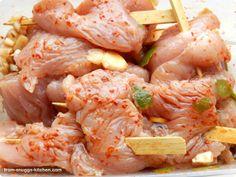 asian marinade for chicken or fish / asiatische marinade für hühnchen oder fisch