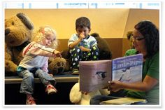 The importance of storytime