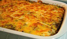 """For nogle dage siden begik jeg en vaskeægte LCHF lasagne, der er den bedste lasagne jeg nogensinde har lavet. Jeg lavede """"pastapladerne"""" ..."""