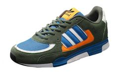 new styles ef440 543d1 Adidas Originals, Adidas Zx, Blue Green, Army Green, Sale Uk, Trainer, Top  Deals, Adidas Boost, Blue Shoes