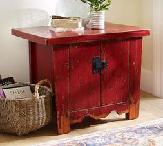 Cleo Accent Cabinet #potterybarn