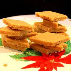 Goan Milk-Almond Toffee
