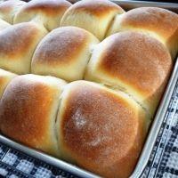 Portuguese Sweet Rolls Recipe (made in a bread machine!)