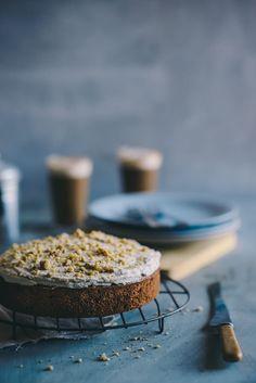 Spelt Flour Carrot Cake | Souvlaki For The Soul