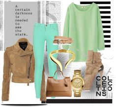 """""""Colorful Winter Outfit"""" by alessandra-kompseli on Polyvore"""