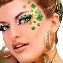 st patrick's day makeup ideas