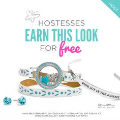 We spoil our hostesses!  Check out what you can get for hosting a party in February!  www.jillian.origamiowl.com