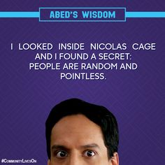 Always be Cageing. #CommunityLivesOn