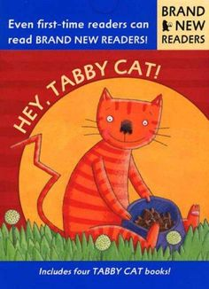 Hey, Tabby Cat! (Brand New Readers)