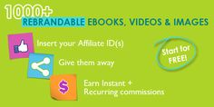Get your Free Ebooks and post your items and get paid. http://www.loyaltepays.com/victorcourville