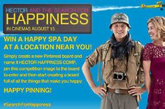 Win a day of happiness at a spa near you!
