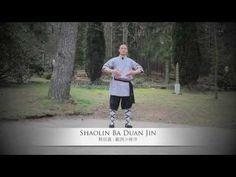Shaolin Ba Duan Jin | 少林八段锦 (performed by Master Shi Heng Yi | 释恒義) Qi Gong Excercises - YouTube