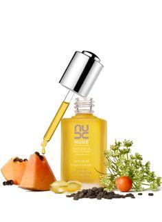 NUDE Skincare Progenius Omega Treatment Rescue Oil