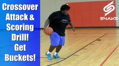 Best Basketball Drills For Point Guards - Scoring, Dribbling, Crossovers...