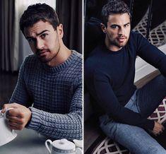 """Theo James | Vanity Fair Italy"""