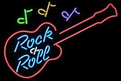 Monthly theme: Rock and Roll! 1 time each week do something fun for the theme- food, movies, music, decorations, outings, party favors, drinks, etc