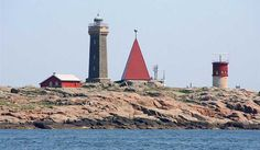 Vinga Lighthouse (Swedish: Vinga fyr), is a Swedish lighthouse on Vinga island. The present-day lighthouse was built in 1890, although Vinga has been a signific... Get more information about the Vinga Lighthouse on Hostelman.com #attraction #Sweden #landmark #travel #destinations #tips #packing #ideas #budget #trips #lighthouse