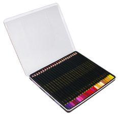 Floral Set of Spectrum Noir pencils - 24 colours