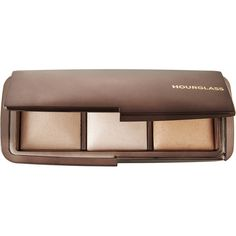 Hourglass Ambient Lighting Palette (645 SEK) ❤ liked on Polyvore featuring beauty products, makeup, face makeup, face powder, beauty, eyeshadow and hourglass cosmetics