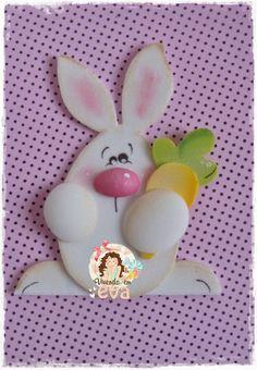 fun foam rabbit