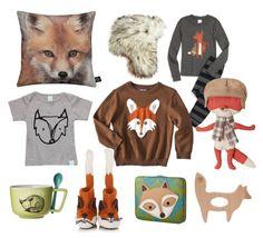 Like a Fox. Kid (Boy or Girl) style inspiration.