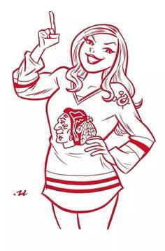 Hockey Chics Rule