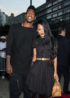 Ciara and Teyana Taylor | Square Theater in New York. Pictured: Iman Shumpert…