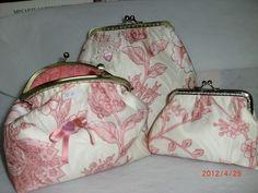 Malas em tecido; Carteiras  Bags; purses