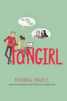 One of the funniest books I've ever read...Fangirl by Rainbow Rowell. Read my review on Goodreads!
