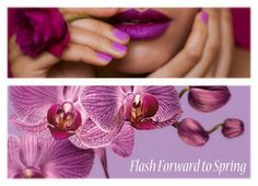 Time to Flash Forward to Spring. Check out Haute Jewels picks on the perfect Jewelry pairing with Radiant Orchid, Pantone's color of Spring 2014. #Jewelry #RadiantOrchid #SpringFashion #Fashion #Pantone #Trends