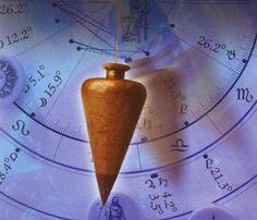 Mundo do Tarô: Curso de Radiestesia e Radiônica