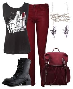 """""""Kaitlyn Czifra"""" by dancer-girl589 ❤ liked on Polyvore featuring Hudson and M Z Wallace"""
