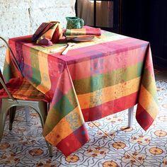 arnier Thiebaut - Mille Alcees Litchi Sie geben Ihre Tischmaße ein und unser Tischdeckenkonfigurator berechnet Ihre persönliche Tischdecke.   Wählen Sie aus herrlichen Stoffen Ihren Favoriten. Nichts Passendes gefunden?   Rufen Sie uns an unter Tel. (0281) 24173 und wir machen es passend! Sie sind sich in der Farbwahl nicht sicher?   Gerne senden wir Ihnen Stoffmuster zu