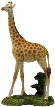 Giraffe Statue Sculpture Figurine Home D Cor Available At Allsculptures Com