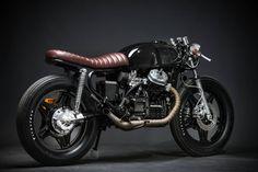 Honda CX500 - Inglorious Motorcycles