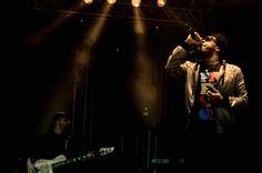 Show de Thalles na Festa do maracujá de 2013   Foto de Jaqueline Ronsani #araquari #festadomaracujá