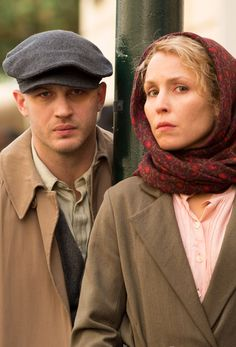 Tom Hardy and Noomi Rapace #Child 44  Shall see this soon... Tom...     K.S.